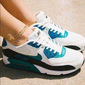 nike air max 90 color block sneaker